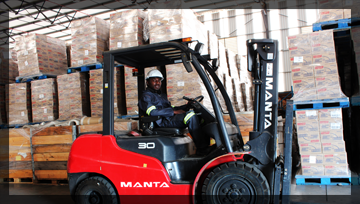 Why choose our warehousing service?